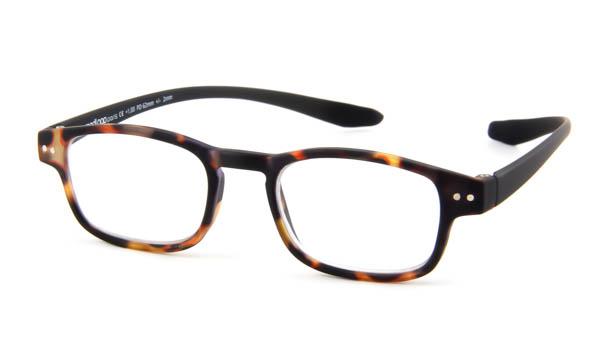 Leesbril Readloop Clan 2605-02 havanna met uv en blauwlicht filter