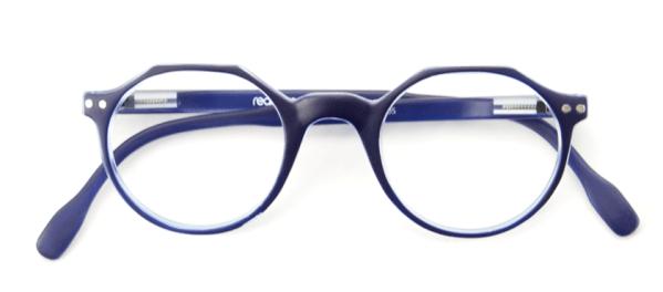 Leesbril Readloop Hurricane 2623-05 blauw