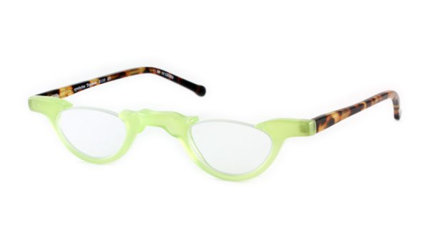 Leesbril Topless 2110 27 havanna/groen