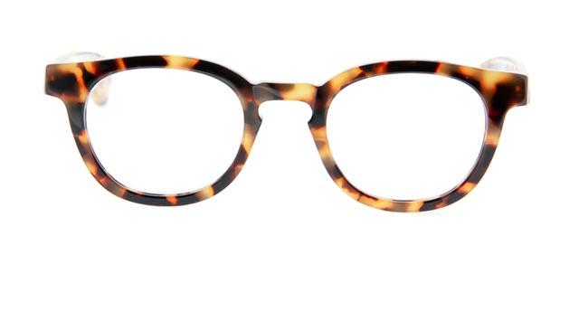 Leesbril Total Wit 2164 19 havanna