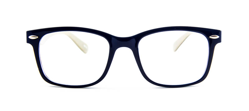 Leesbril bifocaal INY Gatsby G52100 blauw/grijs