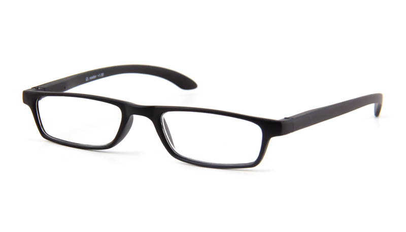 Leesbril iZi reader 12 zwart
