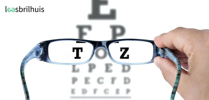 leesbril sterkte bepalen online