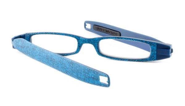 Opvouwbare leesbril Figoline jeans-+3.00