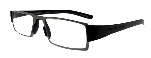 ea9710b57c52c6 Zonne)leesbril Porsche Design P 8802a ColorMatic® titanium zwart ...
