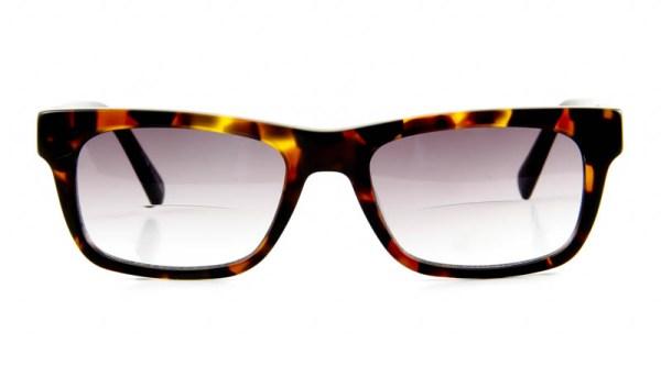 Zonneleesbril bifocaal Style Guy 134 19 havanna/zwart