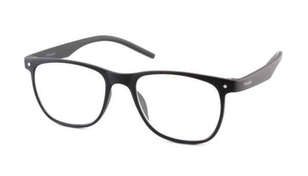 leesbril polaroid PLD0019 R 003 mat zwart