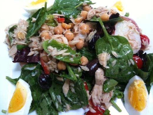 Horatius: Portuguese Style Tuna Salad