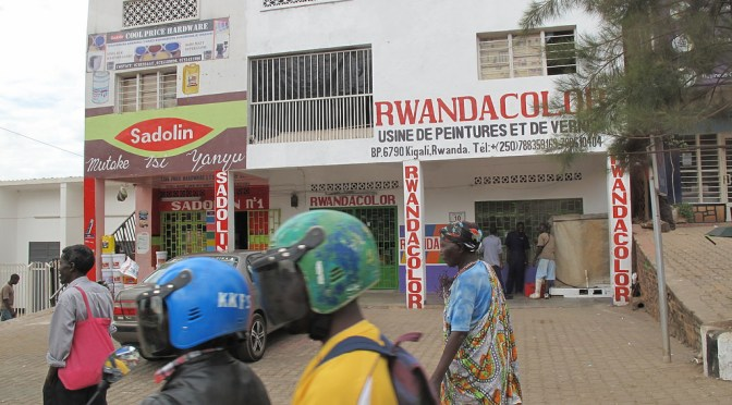 Rwanda Reflections