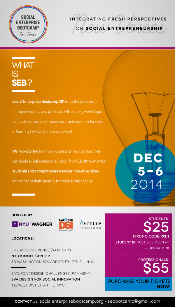 Social Enterprise Bootcamp