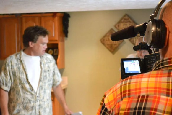 Filming for Five Days in Omaha, Nebraska - That's a Wrap