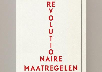 Boekenweek? Bezoek het Maagdenhuis, steek over en koop Johann Holtrop, Eis het Onmogelijke en Het Hebdo Woord en Eerste revolutionaire maatregelen, Editie Leesmagazijn bij Athenaeum Amsterdam