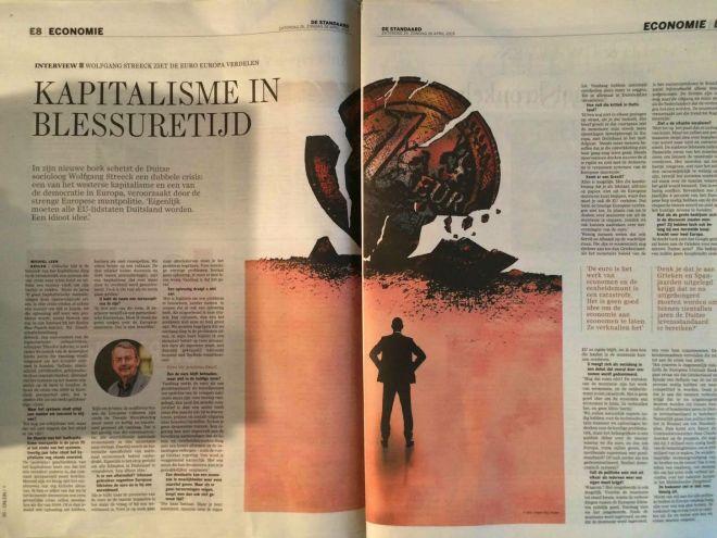 Gekochte Tijd De Standaard 26 April 2015