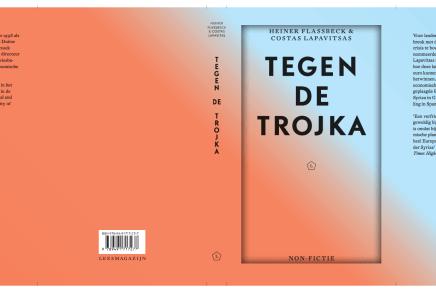 Tegen de trojka cover