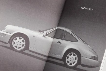 911 – het boek over de auto