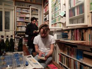 Boekhandel Sternheim 1