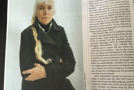 Radicaal schouderophalen, Jan Postma, De Groene, 16 juni 2016