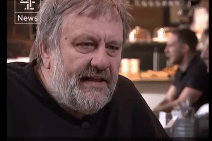 Weighted: Slavoj Žižek would vote for Trump