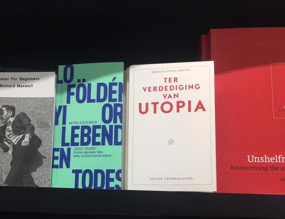 ter verdidiging van utopia