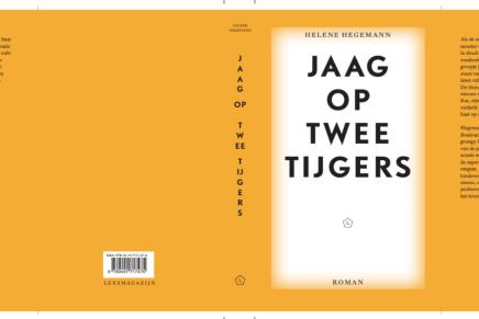 Jaag op twee tijgers, Helene Hegemann naar de drukker
