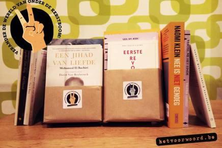 """Het revolutionair pakket"", Boekhandel het Voorwoord"