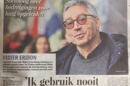 Links heeft de arbeiders niets te bieden, Martin Visser, De Telegraaf, 20 april 2018