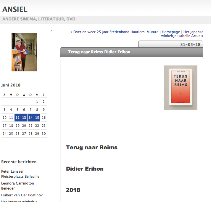 Ansiel blog