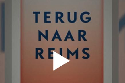 krantlezen: Didier Eribon, De Standaard