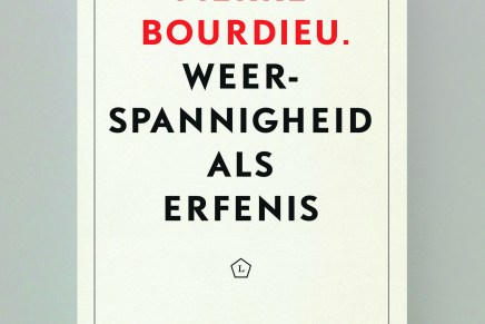verschenen: Weerspannigheid als erfenis. Edouard Louis