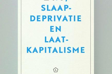 24/7 slaapdeprivatie en laatkapitalisme, Jonathan Crary