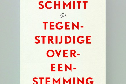 Carel Peeters over Arnon Grunberg, Carl Schmitt en Jacob Taubes