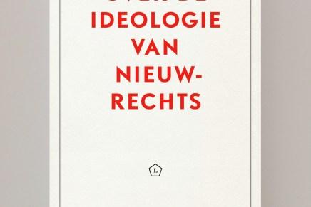 Over de ideologie van nieuw-rechts, ebook, Stijn Klarenbeek