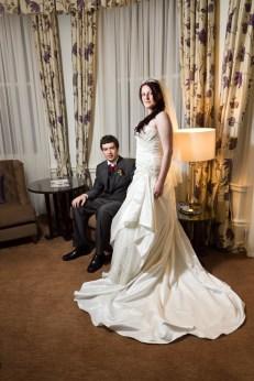 Emma & Simon, Rougemont Hotel