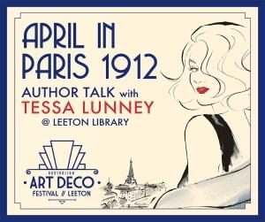 author talk with tessa lunney