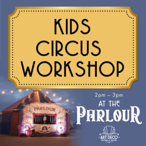 kids circus workshop