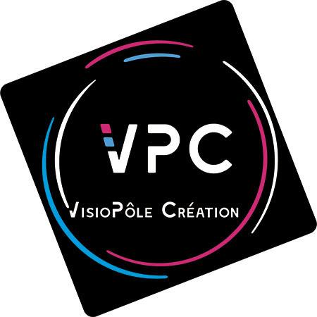 logo visiopole création