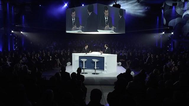 Plateau TV et direct vœux de Rognac 2019 (Extrait)