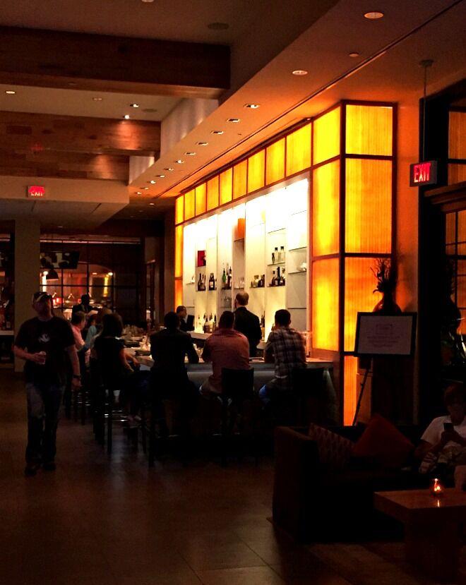 Florida - Bar Swan Hotel