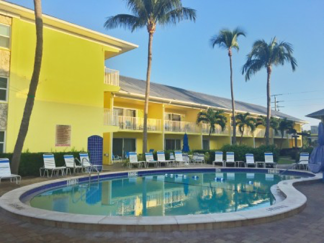 Florida Sandpiper Resort Pool