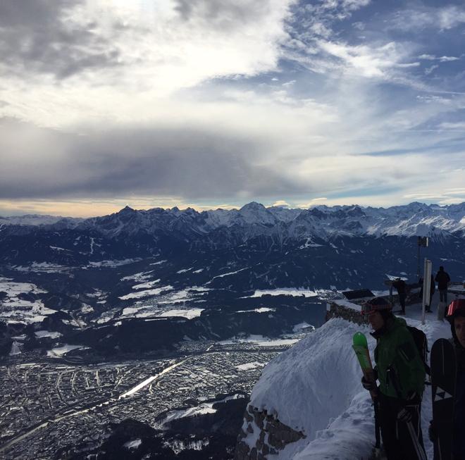Skiurlaub - Innsbruck Tal
