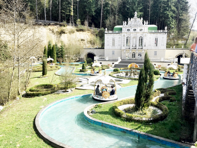 Bayernpark - Herrenchiemsee
