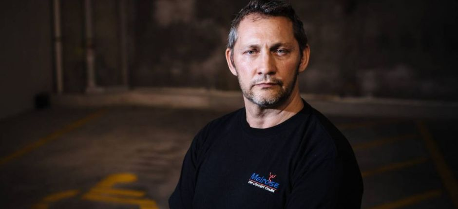 Lee Warn, Mobility Parking Warrior