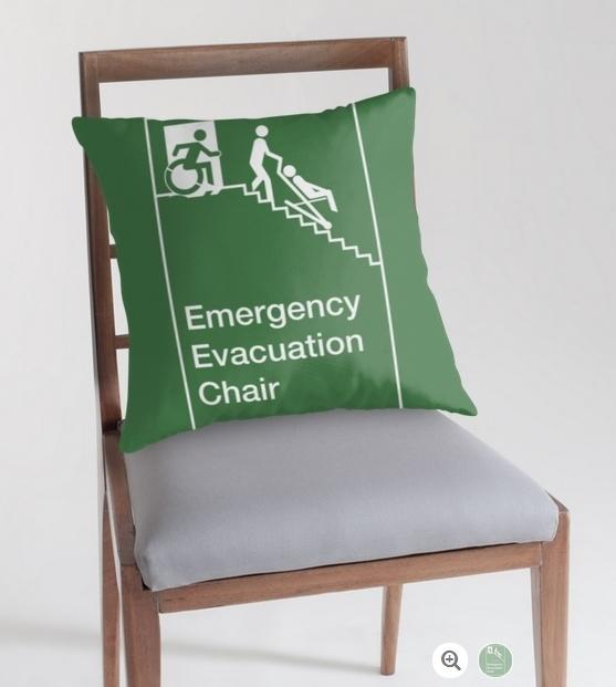 emergency evacuation chair merchandise