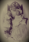 Marguerite S. Conant, Withey and Children