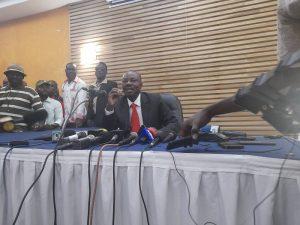 Haïti-Politique : Jovenel Moïse fixe la date de la fin de son mandat