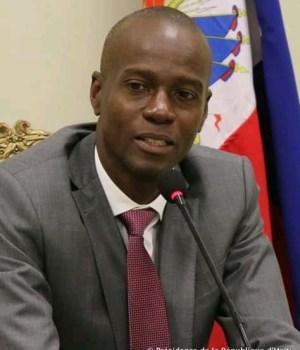 Haïti-Insécurité : Jovenel Moïse promet