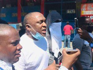 """Haïti-Crise : À France 24, Youri Latortue accuse le président Jovenel Moïse de """"crimes de sang"""" et de """"crimes financiers"""""""