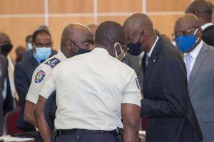 Haïti-Insécurité : Mackenson Cangé monte au créneau