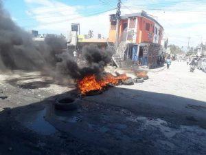 Haïti-Politique : Tension aux Gonaïves