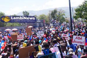 Haïti-Insécurité : Des hommes armés sèment la panique à Pétion-Ville